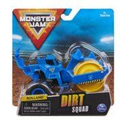 Monster Jam Dirt Squad 1:64 munkagép - Rolland