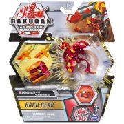 Bakugan: Deluxe Bakugan játék figura harci felszereléssel - Dragonoid