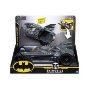 DC Batman - Batmobile és Batboat 10 cm-es figurák számára