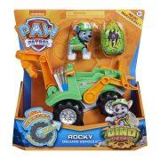 Mancs õrjárat Dino Rescue jármûvek - Rocky