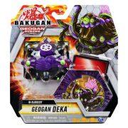 Bakugan Geogan Rising Deka figura - Slugger (lila-fekete)