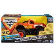 Monster Jam RC - El Toro Loco távirányítós autó