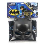 DC Batman Maszk és köpeny szerepjáték szett kék mintával
