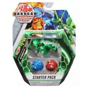 Bakugan Geogan Rising kezdő csomag S3 - Fenecca ultra, Sharktar, Dragonoid