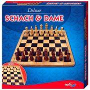Fa sakk és dámajáték