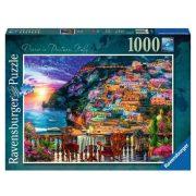 Ravensburger 15263 puzzle - Vacsora Positanóban (1000 db)