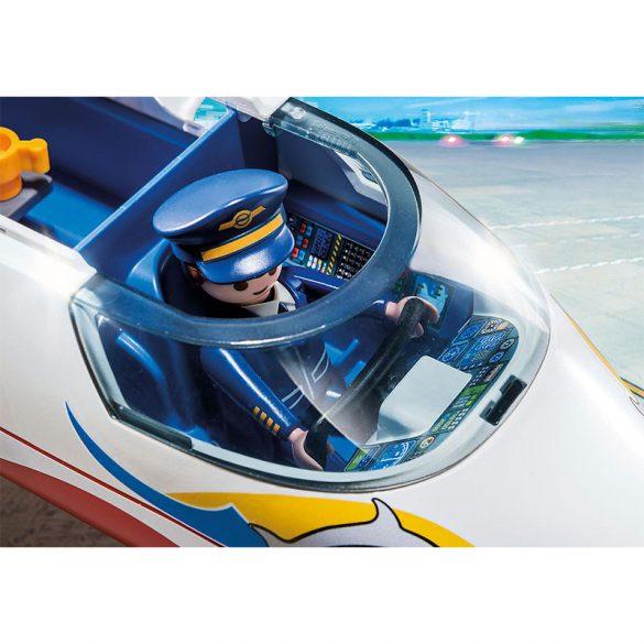 Playmobil Summer Fun 6081 Repülőgép turistákkal