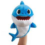 Baby Shark Cápa család ütemre zenélő plüss - Apa cápa