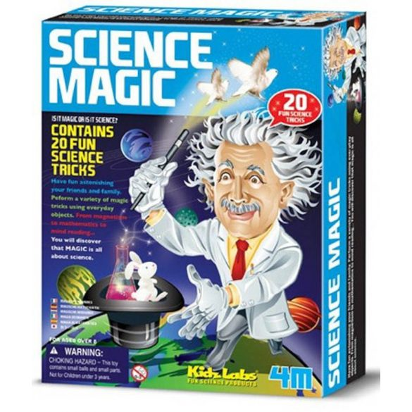 4M Varázslatos tudomány készlet