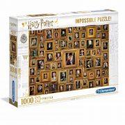 Clementoni 61881 Impossible puzzle - Harry Potter (1000 db)