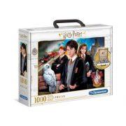 Clementoni 61882 Harry Potter puzzle bõröndben (1000 db)