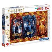 Clementoni 61885 SuperColor puzzle - Harry Potter (104 db)