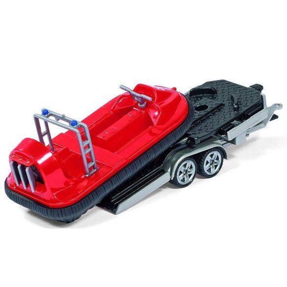 SIKU 2549 Tűzoltósági terepjáró mocsárjáróval