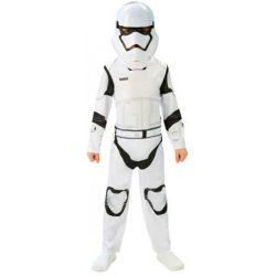 Star Wars gyerek jelmez - Rohamosztagos (L-es méret, 128 cm)