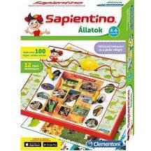 Sapientino Állatok - interaktív ismeretterjesztő társasjáték