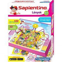 Sapientino Lányok - interaktív ismeretterjesztő társasjáték