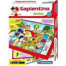 Sapientino Junior - interaktív ismeretterjesztő társasjáték