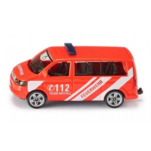 SIKU 1460 Tűzoltósági autó