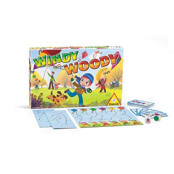 Windy Woody társasjáték