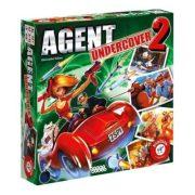 Titkos ügynök 2. (Agent Undercover 2.) társasjáték