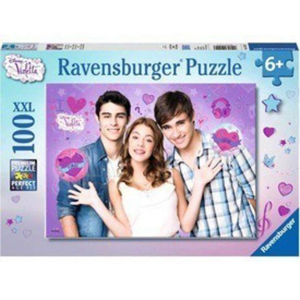 Ravensburger 10555 Disney puzzle - Violetta a kezdetek (100 db-os)