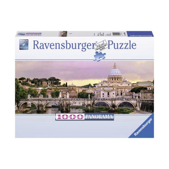 Ravensburger 15063 panorama puzzle - Róma (1000 db-os)