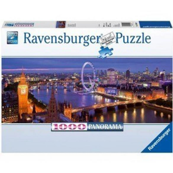 Ravensburger 15064 panorama puzzle - London (1000 db-os)