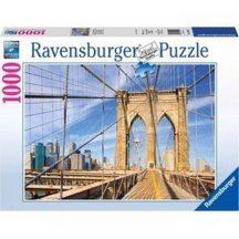 Puzzle 1000 db - Brooklyn-híd 19424