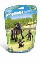 Playmobil 6639 Gorilla és kicsinyei