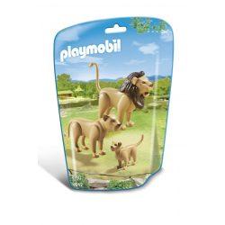 Playmobil 6642 Oroszlánok és a kis oroszlánkölyök