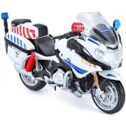 Bburago magyar rendőrmotor 1/18 - BMW 1200RT