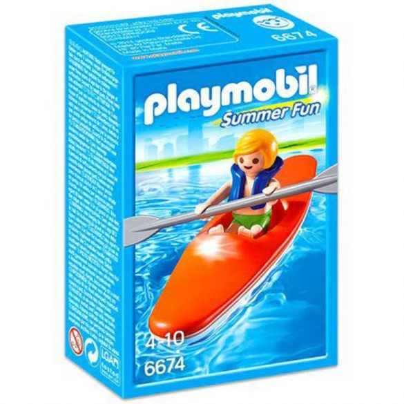 Playmobil 6674 Strandkajak