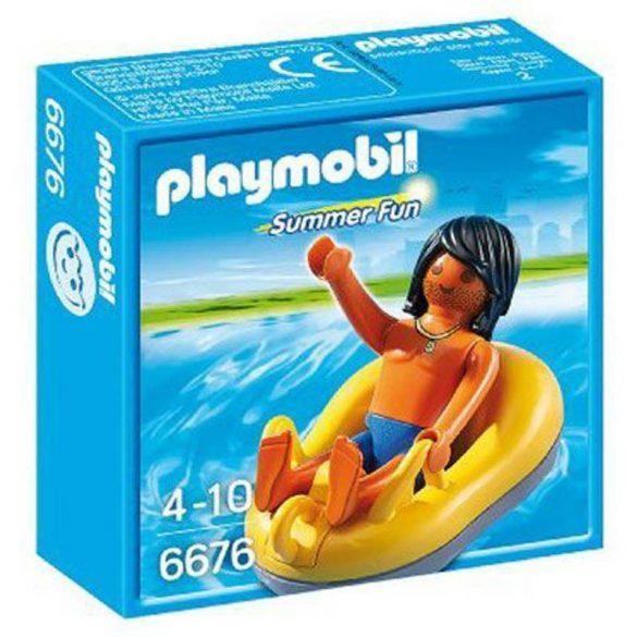 Playmobil 6676 Menő srác csúszógumin