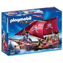 Playmobil 6681 Katonai hajó ágyúkkal