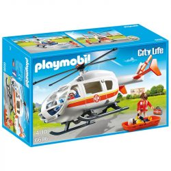 Playmobil 6686 Mentőhelikopter