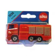 Siku 1036 Magyar tűzoltó teherautó