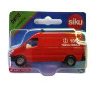 Siku 0808 Magyar tűzoltósági kisbusz