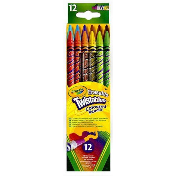 Crayola - Csavarozható színes ceruza 13