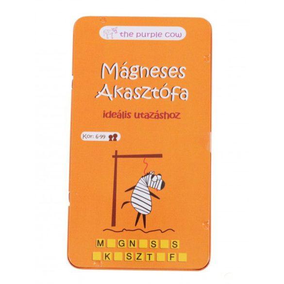 Akasztófa mágneses társasjáték