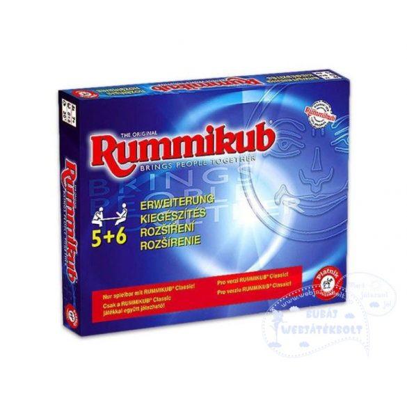Rummikub társasjáték - kiegészítõ csomag (5-6 játékos)