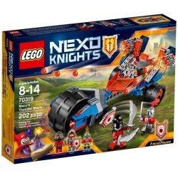 LEGO Nexo Knights 70319 Macy mennydörgő járgánya