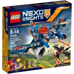 LEGO Nexo Knights 70320 Aaron Fox V2-es légszigonya