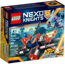 LEGO Nexo Knights 70347 Királyi tüzérség