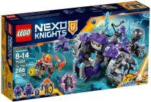 LEGO Nexo Knights 70350 A három testvér