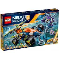 LEGO Nexo Knights 70355 Aaron sziklamászója