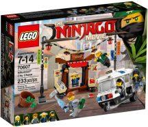 LEGO Ninjago 70607 City üldözés