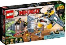 LEGO Ninjago 70609 Manta Ray bombázó