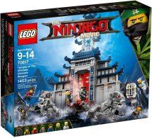 LEGO Ninjago 70617 A legvégső fegyver temploma