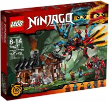 LEGO Ninjago 70627 Sárkányműhely