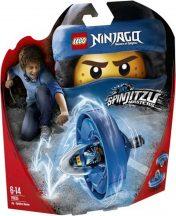 LEGO Ninjago 70635 Jay - Spinjitzu mester